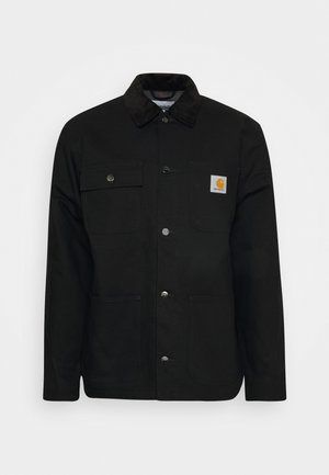 MICHIGAN COAT - Summer jacket - black rigid