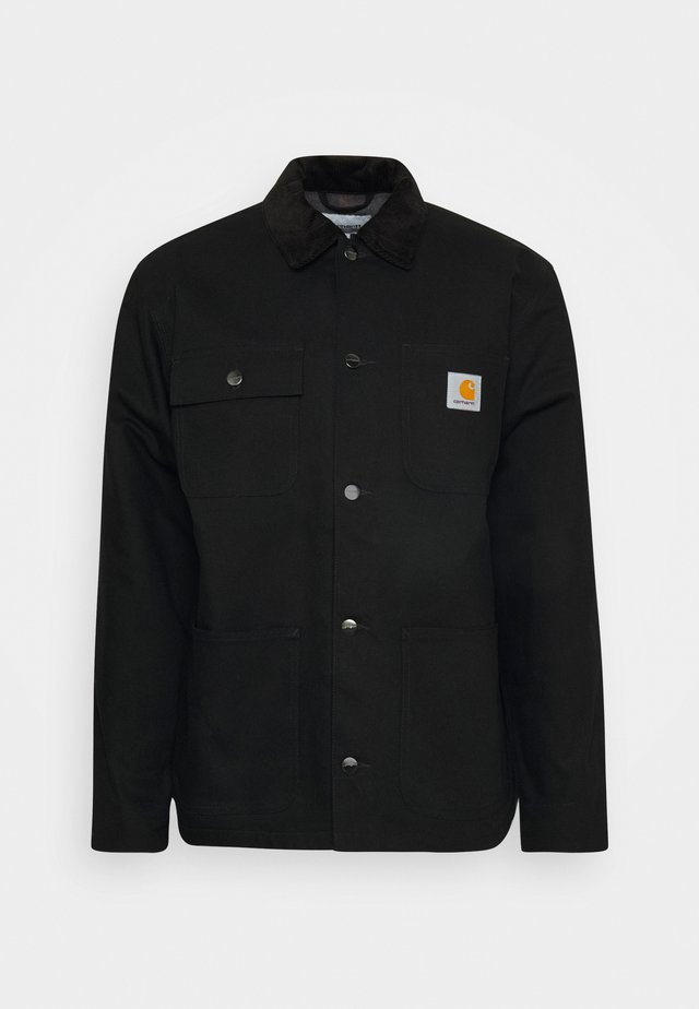 MICHIGAN COAT - Veste légère - black rigid