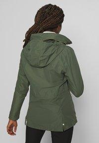 Regatta - NARELLE - Waterproof jacket - thyme leaf - 2