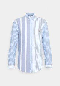 Polo Ralph Lauren - OXFORD - Vapaa-ajan kauluspaita - blue - 0