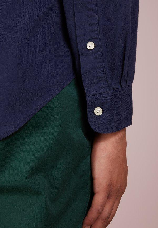 Polo Ralph Lauren OXFORD SLIM FIT - Koszula - navy/granatowy Odzież Męska IIJP