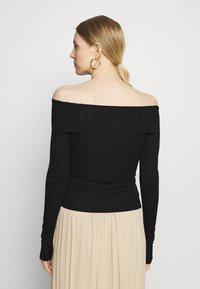 Anna Field - Long sleeved top - black - 2