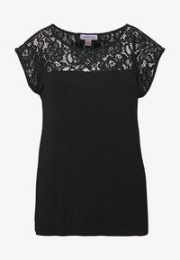 Anna Field Curvy - T-shirts med print - black - 3