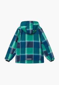 Color Kids - Snowboardová bunda - golf green - 1