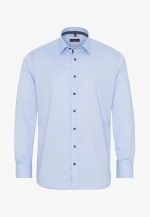FITTED WAIST - Formal shirt - blue