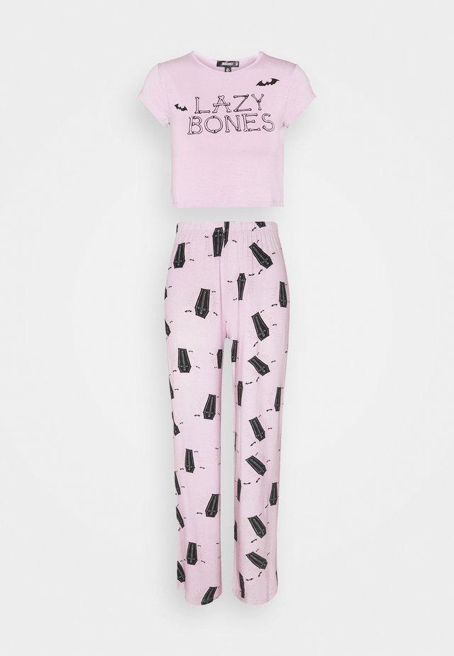 LAZY BONES - Pyjama - pink