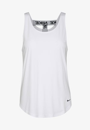DRY VICTORY ELASTIKA TANK - Sports shirt - white/black