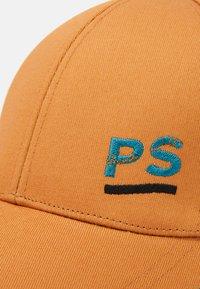 PS Paul Smith - EXCLUSIVE UNISEX - Cap - cognac - 5