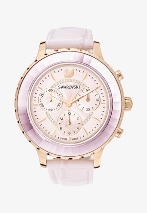 OCTEA LUX - Chronograph watch - light pink