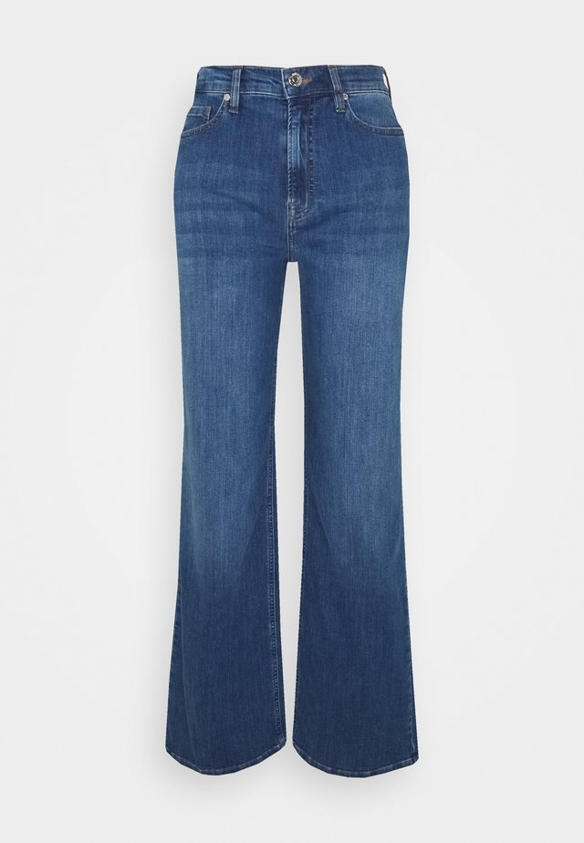 FLORENCE - Relaxed fit jeans - denim blue