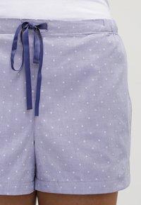 Schiesser - MIX & RELAX - Bas de pyjama - dunkelblau - 3
