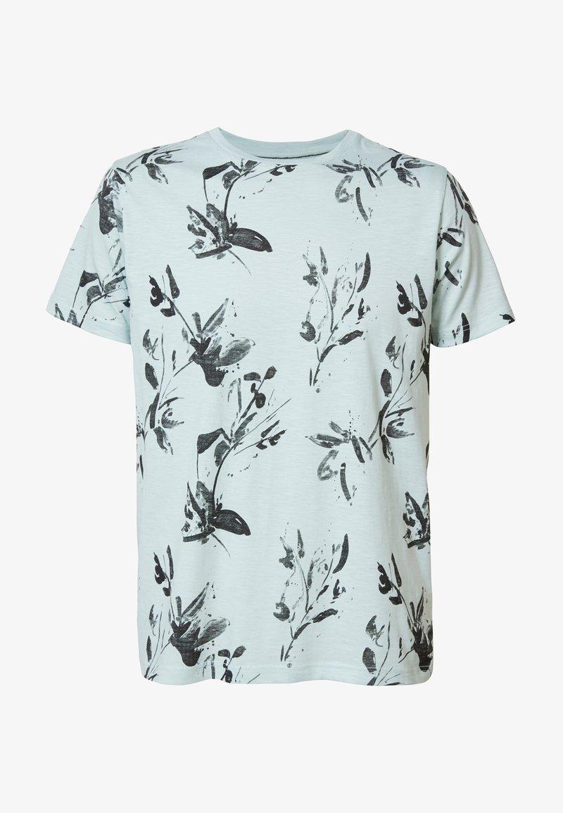 Petrol Industries T-Shirt print - bright white/weiß PND28x