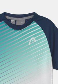 Head - STRIKER UNISEX - Print T-shirt - tourquis - 2