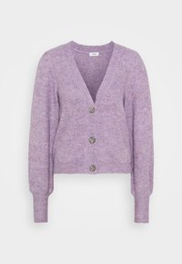 JDY - JDYDREA - Cardigan - lavender gray melange - 6