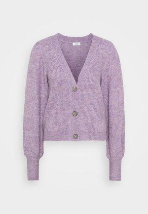 JDYDREA - Cardigan - lavender gray melange