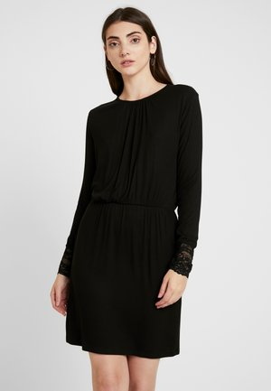 JDYMOLLY DRESS - Jumper dress - black