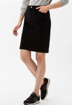 STYLE KEIRA - Pencil skirt - black