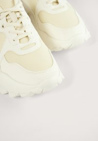 NA-KD - DETAIL TRAINERS - Trainers - white - 5
