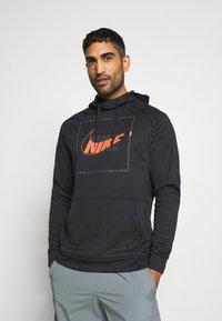 Nike Performance - Jersey con capucha - black - 0