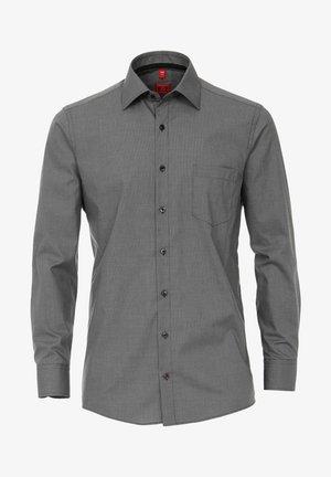 MIT BRUSTTASCHE - Shirt - anthrazit