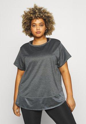 TECH VENT - Camiseta básica - grey