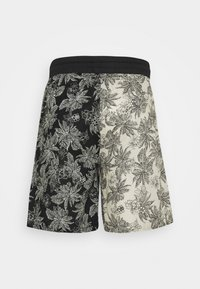 Sixth June - TROPICAL - Shorts - black/white - 6