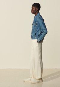 sandro - USED - Denim jacket - blue vintage - 1