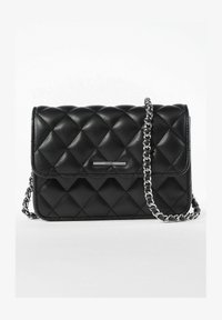 Bershka - Across body bag - black - 0