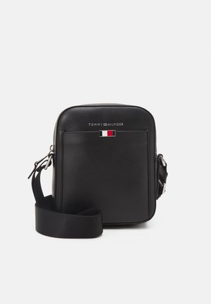 BUSINESS MINI REPORTER UNISEX - Schoudertas - black