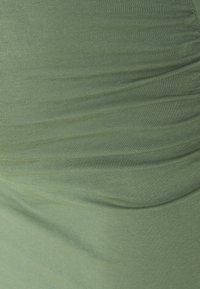 Anna Field MAMA - Long sleeved top - green - 2