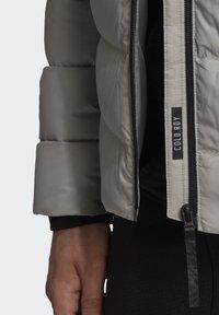 adidas Performance - URBAN COLD.RDY PRIMEGREEN OUTDOOR DOWN JACKET - Down jacket - grey - 5
