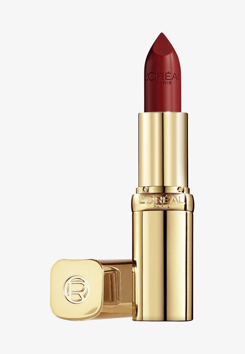 L'Oréal Paris - COLOR RICHE SATIN - Lipstick - 124 s'il vous plait