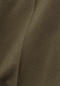 Esprit Collection - Trousers - dark khaki - 9