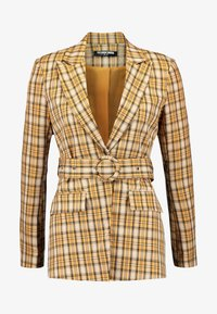 Fashion Union - CLUELESS JACKET - Blazer - yellow - 4
