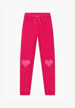 KIDS HEARTS  - Tracksuit bottoms - magenta