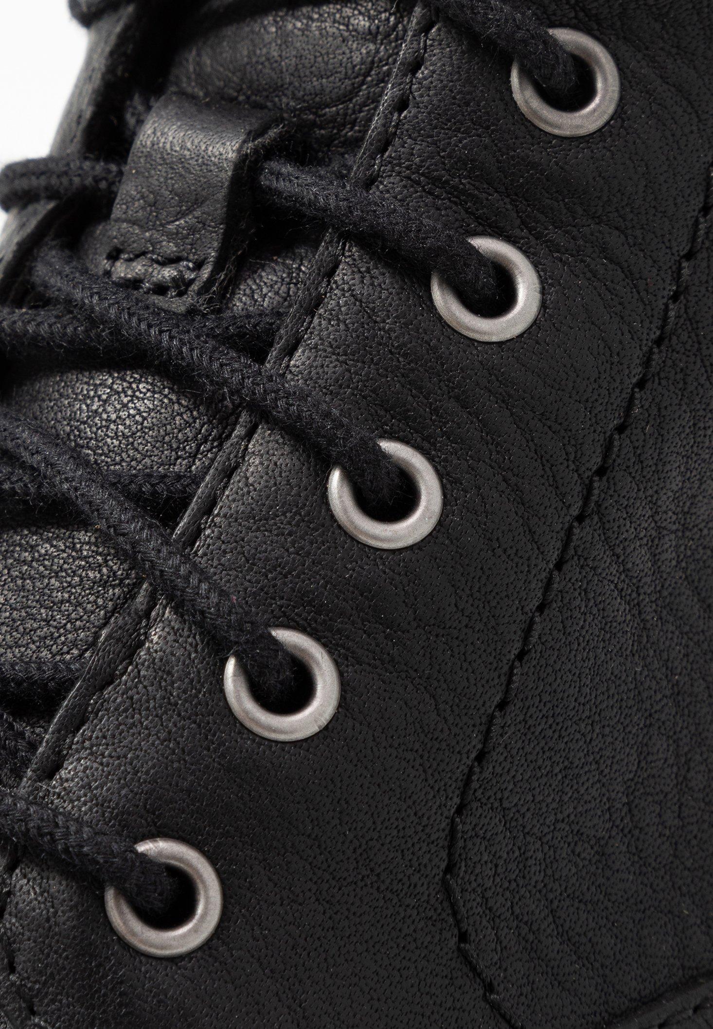 Clarks TRACE PINE Schnürstiefelette black/schwarz