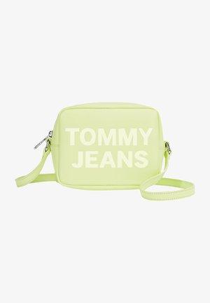 CAMERA BAG - Across body bag - green