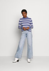 GAP - Jumper - blue/white - 1