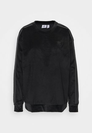 CREW SWEATER  - Mikina - black