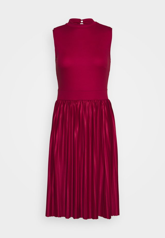 Cocktail dress / Party dress - chili pepper