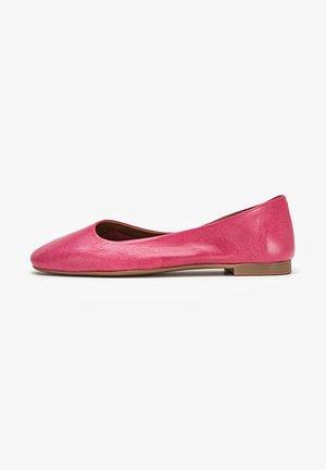 Ballet pumps - lollipop pink lpk