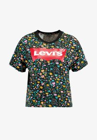 Levi's® - GRAPHIC VARSITY TEE - Print T-shirt - multicolor - 3