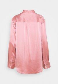 ASCENO - THE LONDON - Pyjama top - dusty rose - 1