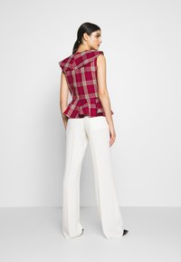 Mulberry - MYRA BLOUSE - Blouse - red - 2