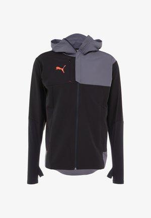 PRO JACKET - Training jacket - puma black/nrgy red