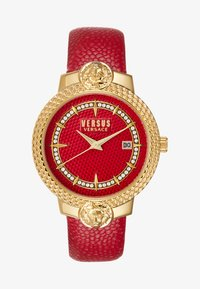 Versus Versace - MOUFFETARD - Watch - red - 1