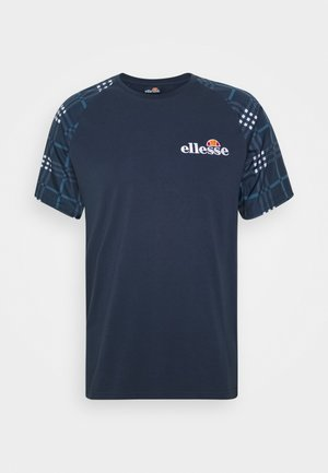 VILLABELLA - Print T-shirt - navy
