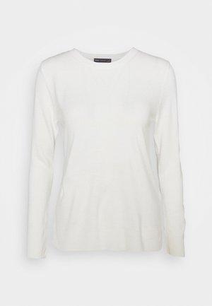 CASHMIL CREW - Jumper - off-white