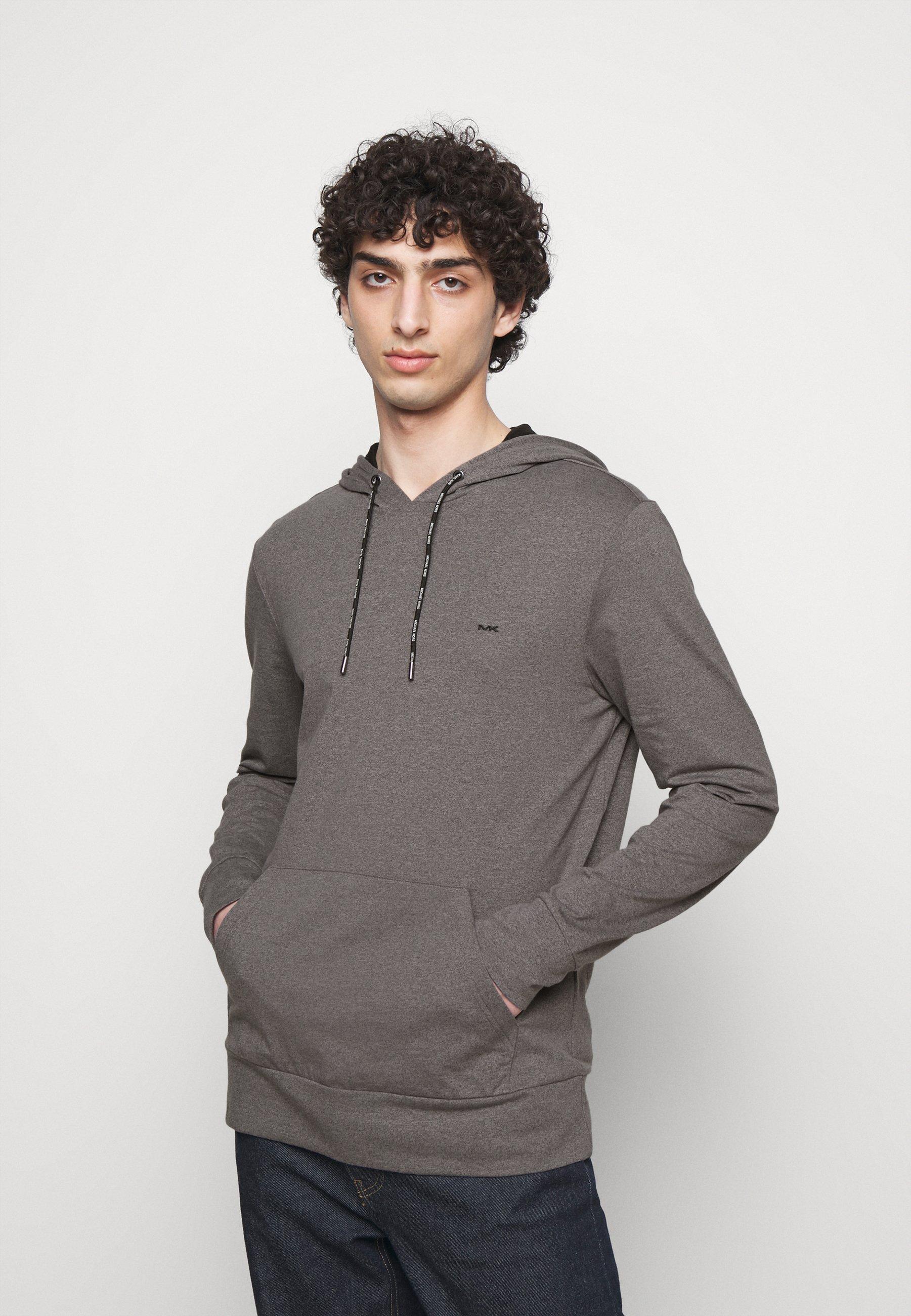 Men LONG SLEEVE HOODIE - Sweatshirt