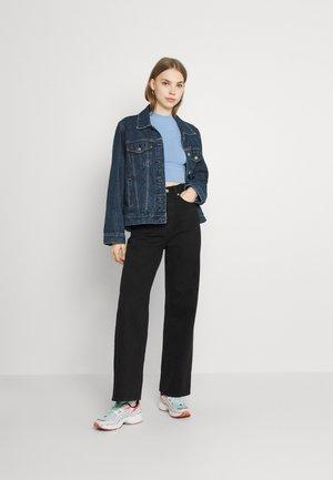 2 PACK - Pullover - black/light blue